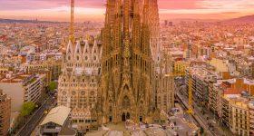 Sagrada Familia Reopening