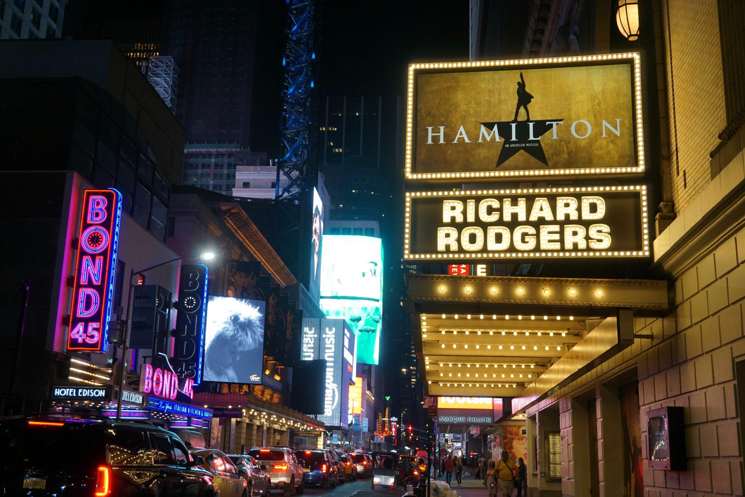 Broadway show image